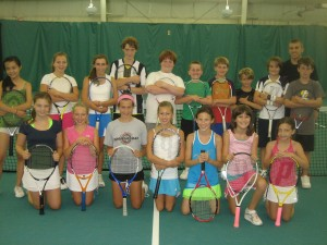 WRRFC Youth Tennis