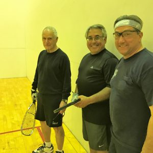 racquetball players, WRRFC