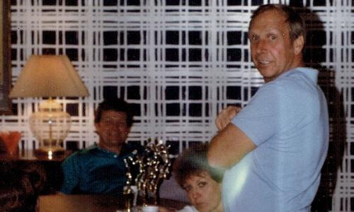 WRRFC Founder Dick Schultz