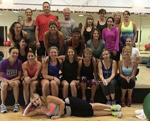 WRRFC Group Fitness Class, H.I.I.T.