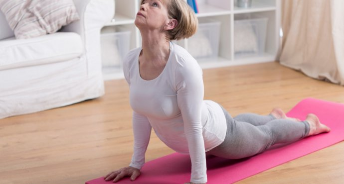benefits of yoga for women over 50
