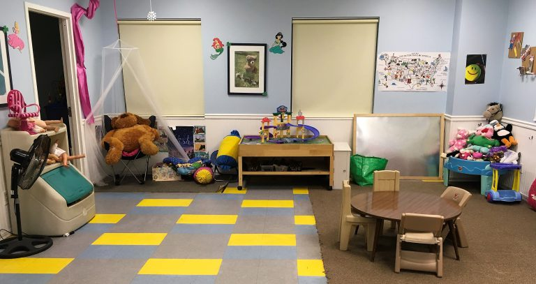 Western Reserve Racquet and Fitness Playroom