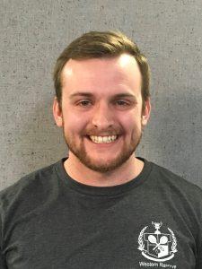 Drew Wilson, WRRFC Fitness Staff
