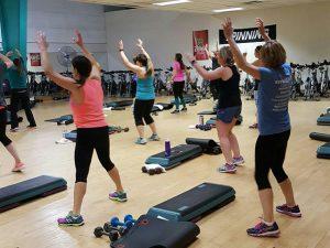 WRRFC Group Fitness Class, Step