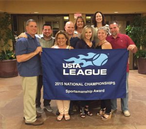 USTA Tennis, Adult tennis leagues, WRRFC