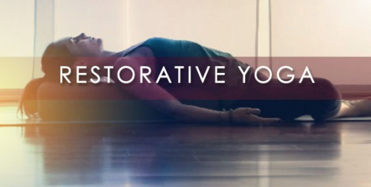 restorative yoga, WRRFC, Western Reserve Racquet and Fitness Club