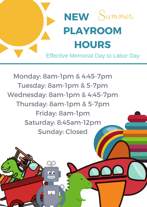 Western Reserve Racquet and Fitness Playroom Hours