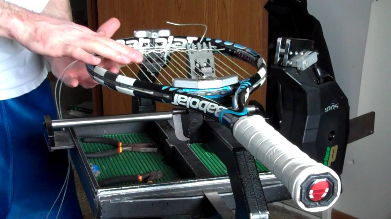 Racquet Stringing