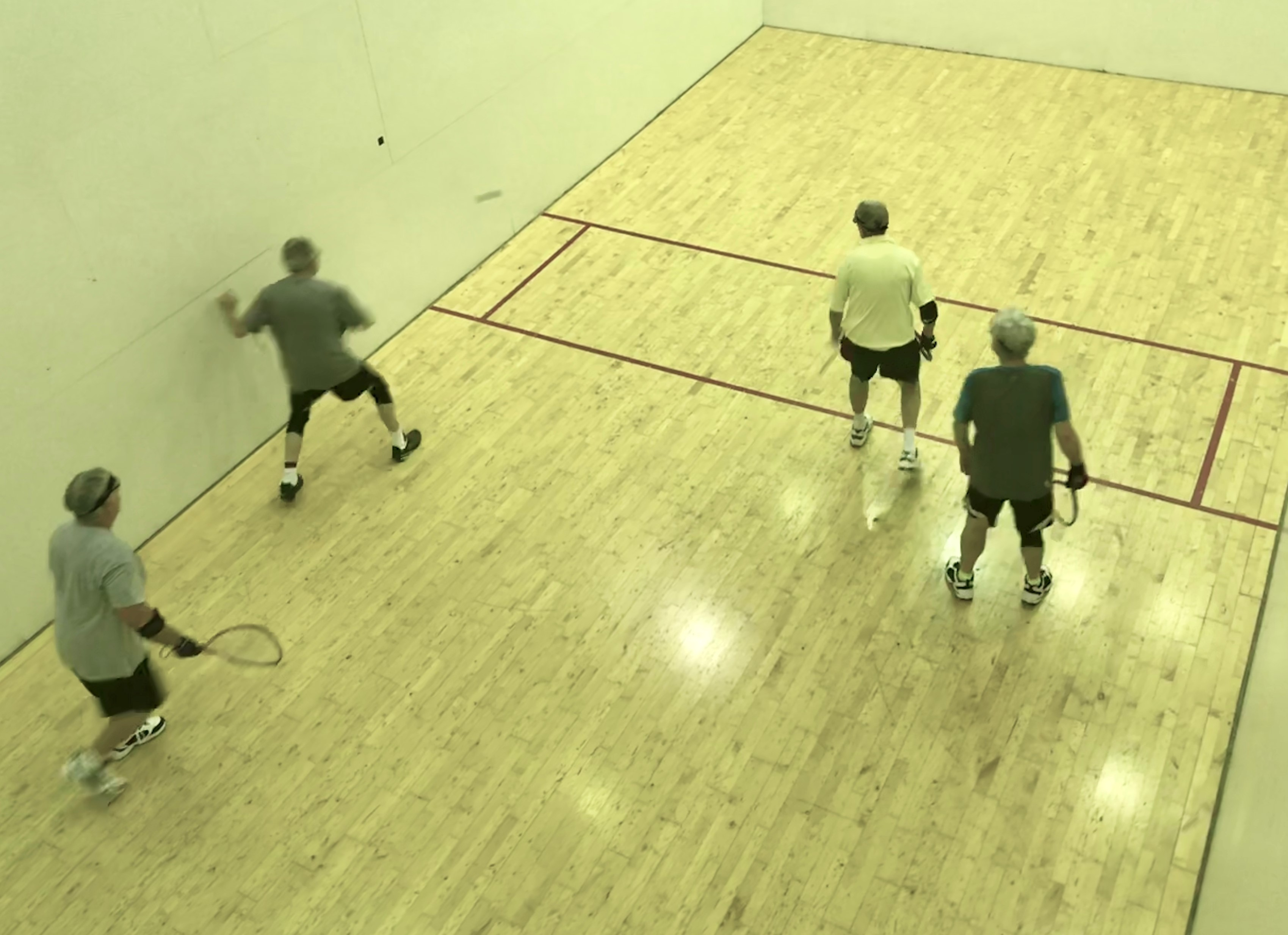 Racquetball Western Reserve Racquet and Fitness