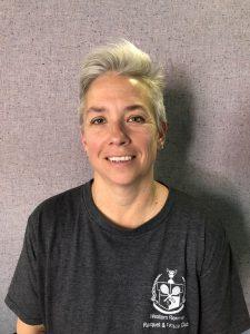 Angie Lewis, WRRFC Tennis Staff