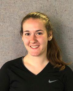 Carly Hollerbach, WRRFC Tennis Staff
